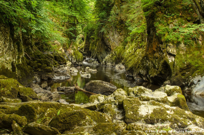 Fairy Glen Gorge 2